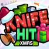 Knife Hit Xmas