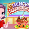 Princess Make Cup Cake